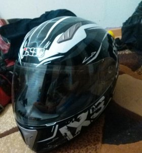 Мото шлем для мотоцикла ixs