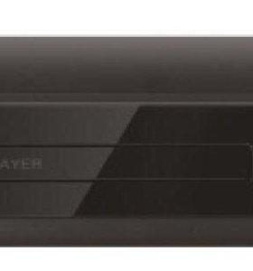 Компактный DVD плеер LG DP-137