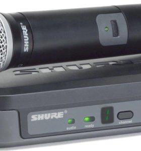 Радиосистема SHURE PG4/PG58