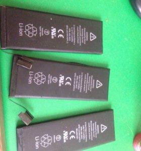 Аккумуляторы. iPhone 5