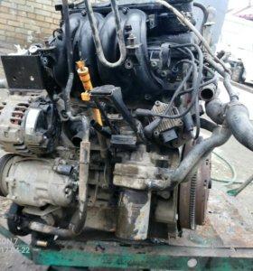 Двигатель для шкода октавия