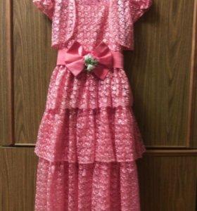 Платье праздничное для девочек.
