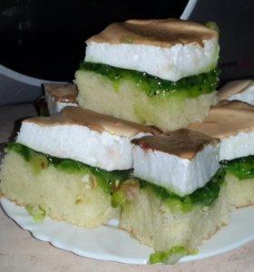 Вкусные домашние тортики и пироги