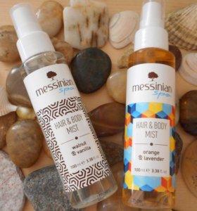 Messinian spa hair & body
