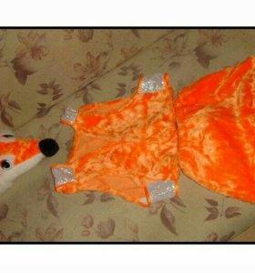 Новый детский маскарадный костюм.