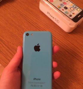 Айфон 5с (ц) на 8 гб