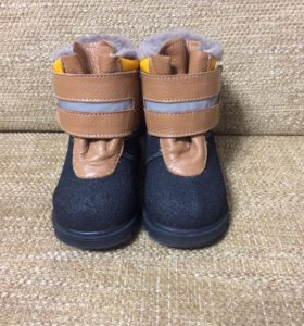 Зимние ботинки Зебра (22р)
