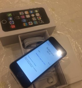 iPhone 5s 32 гб space gray