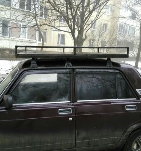 Багажник для легкового авто,срочно продаю.