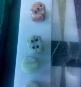 Нарды из керамики