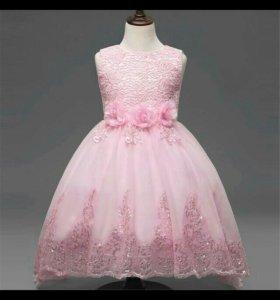 Новое бальное платье
