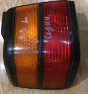 Фара задняя левая VW Passat B3