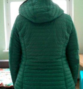 Куртка стеганая для девущки
