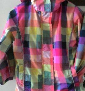 Куртка ветровка 104-110р