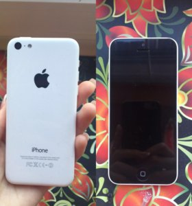 iPhone 5c white 16 Gb