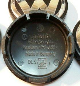 Колпачки для литых дисков VW новые