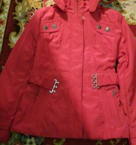 Новая куртка-ветровка!