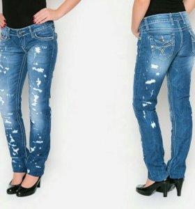 Новые джинсы всех размеров
