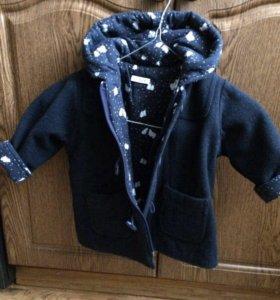 Куртка детская шерсть