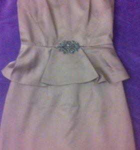 Коктейльные платье Инсити