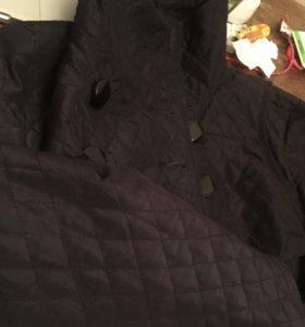 Стёганое пальто Basic