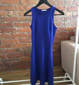 Платье H&M синее, XS