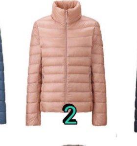 Куртка uniqlo
