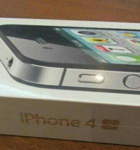 IPhone 4S 16GB White/Black