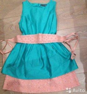 Новое платье DG