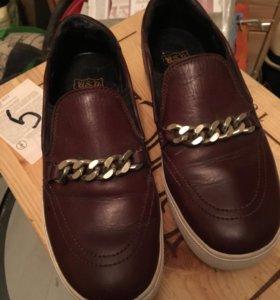 Туфли слипоны ASH