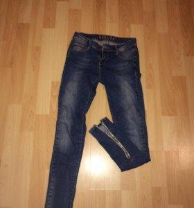 Реплюсы джинсы в хорошем состоянии