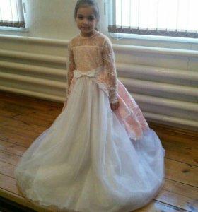 Новые пышные платья