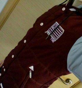 Куртка Бомбер / Демисезонный