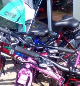 Велосипеды по низким ценам