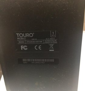 Переносной HDD 1Tb