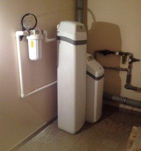 Фильтры для воды, водоснабжение, Замена насосов!