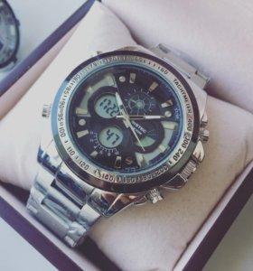 Электронные наручные часы, новые. Оригинал.