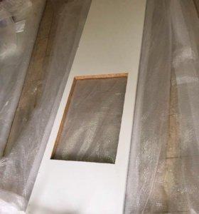 Столешница для кухни белая икея