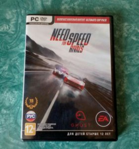 Need for Speed Rivals (игра на ПК)