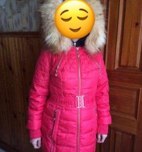 Курточка и жилетка