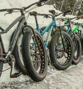 Fatbike велосипеды