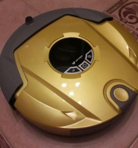Робот-пылесос kit fort KT-501