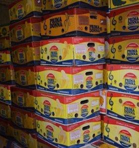 Коробки из под бананов