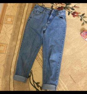 джинсы женские pull&bear