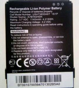 Аккумулятор / батарея acer e101, e100