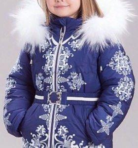 Комплект для девочки (зима)