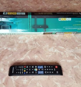Телевизор+кранштейн