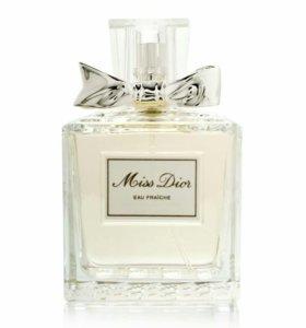 """Christian Dior """"Miss Dior Eau fraiche"""" 100ml"""