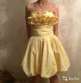 Выпускное (вечернее )платье
