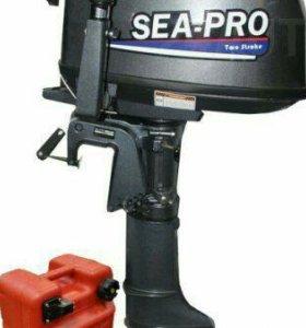Новый лодочный мотор Sea-Pro T 5 S2-тактный